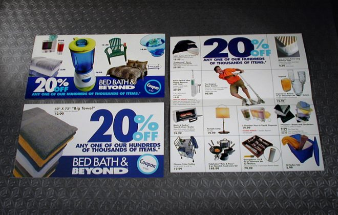 Lead creative on Bed Bath & Beyond account | 1999 - 2000