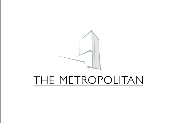 Logo design for luxury condos in Portland, Oregon
