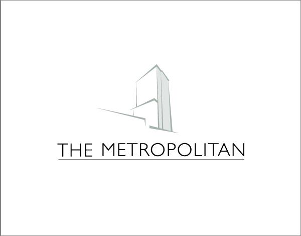 Logo design for luxury condos in Portland, Oregon
