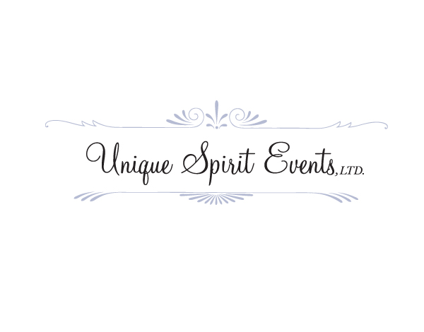 Logo design for an event planning company