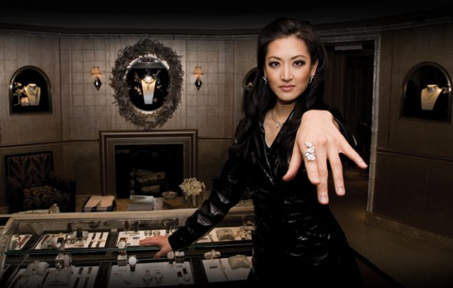 Feature photography for Secrets of New York TV show - Van Cleef & Arpels Episode