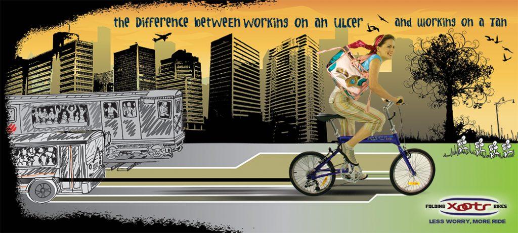 Xootr Folding Bikes