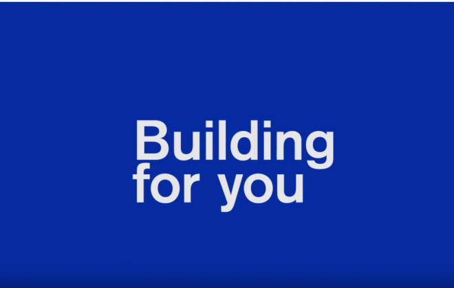 Building for You